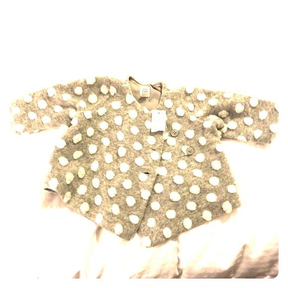 GAP Other - GAP polka dot jacket/poncho